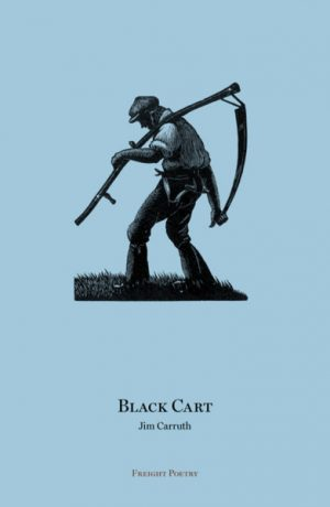 'Black Cart' by Jim Carruth