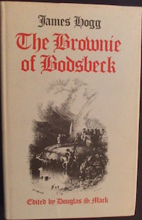'The Brownie of Bodsbeck' by James Hogg
