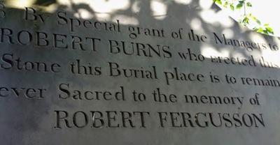 Fergusson Grave