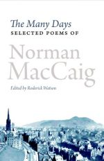 'The Many Days: Selected Poems of Norman MacCaig'