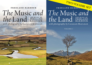 'The Music and the Land: the Music of Freeland Barbour' by Freeland Barbour