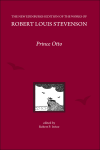 'Prince Otto' by Robert Louis Stevenson edited by Robert Irvine