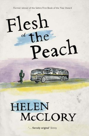 'Flesh of the Peach' by Helen McClory