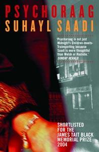 'Psychoraag' by Suhayl Saadi
