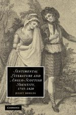 'Sentimental Literature and Anglo-Scottish Identity, 1745-1820' by Juliet Shields