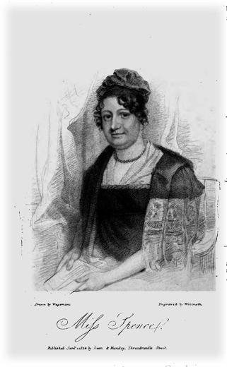 Elizabeth Isabella Spence
