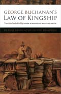 'George Buchanan's Law of Kingship'